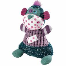 Peluche Patchwork Perry Singe