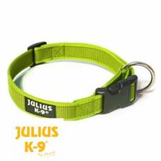 Collier Julius K9 color gray jaune