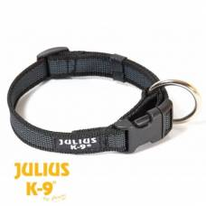 Collier Julius k9 color gray noir