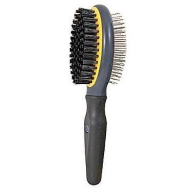 Brosse JW 2 usages pour chat - 1