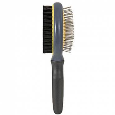 Brosse JW 2 usages pour chat - 2
