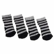 Chaussettes Doggy Socks noirs