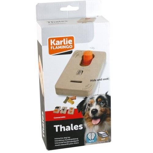 jouet interactif thales pour chien karlie auberdog. Black Bedroom Furniture Sets. Home Design Ideas