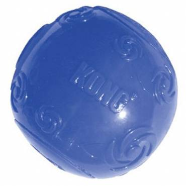 Jouet Squeezz Ball pour chien - Kong