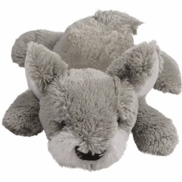 peluche chien kong cozie gris pour chien kong auberdog. Black Bedroom Furniture Sets. Home Design Ideas