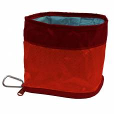 Gamelle de voyage Zippy Rouge