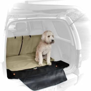 protection coffre voiture cargo cape pour chien kurgo. Black Bedroom Furniture Sets. Home Design Ideas