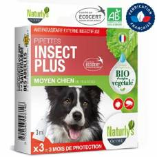 Pipette Insect Plus chien moyen