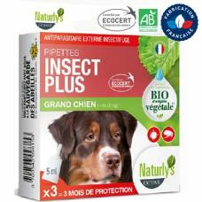 Pipette Insect Plus grand chien