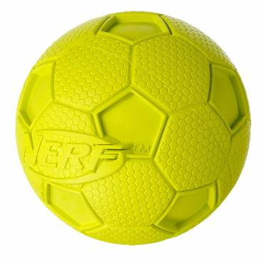 Balle Football Squeaker pour chien - Nerf Dog