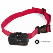 Collier anti-aboiement rouge Anti-Bark Collar