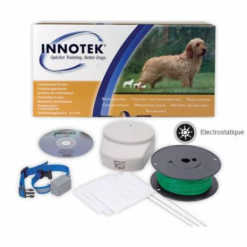 wholesale online innovative design really comfortable Système anti-fugue avec fil In-Ground Pet Fence Innotek