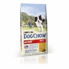 Croquettes Dog Chow Adult Active