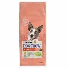 Croquettes Dog Chow Adult active&sport