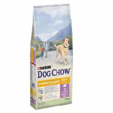 Croquettes Dog Chow Adult Complet Agneau