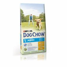 Croquettes Dog Chow Puppy poulet