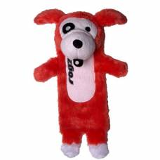 Peluche Thinz rouge