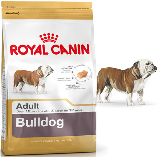 royal canin croquettes bouledogue anglais adult pour chien royal canin auberdog. Black Bedroom Furniture Sets. Home Design Ideas