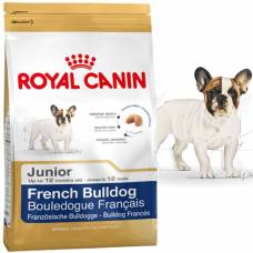 Royal Canin Croquettes Bouledogue Français Junior