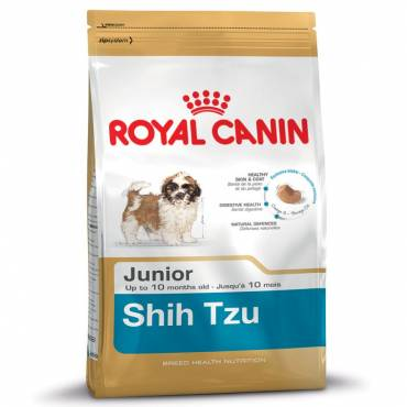 Royal Canin Croquettes Shih Tzu Junior pour chien - Royal Canin