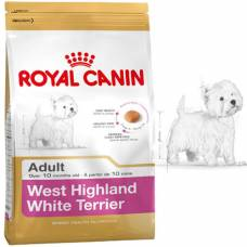 Royal Canin Croquettes West Highland Terrier Adult