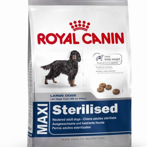 Croquettes maxi sterilised pour chien royal canin auberdog - Comparatif croquettes chien 60 millions ...