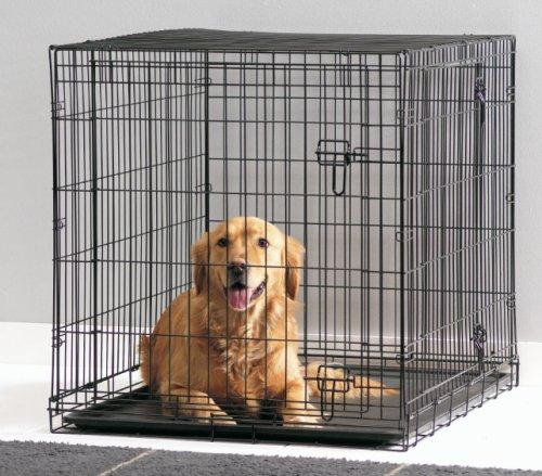 cage dog cottage 91 cm pour chien - savic | auberdog