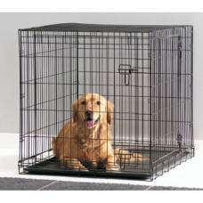 Cage Dog Cottage 107 cm