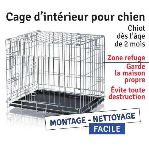 Cage Home Kennel Pour Chien Trixie