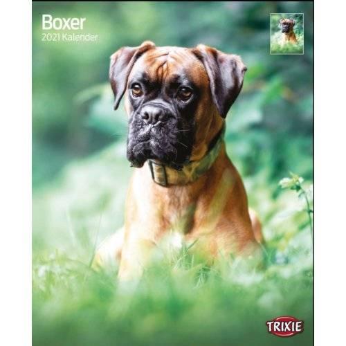 Calendrier Confirmation Canine 2021 Calendrier Boxer 2021 pour chien   Trixie | Auberdog
