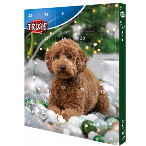 Calendrier de l'Avent pour chien 2020 pour chien   Trixie | Auberdog