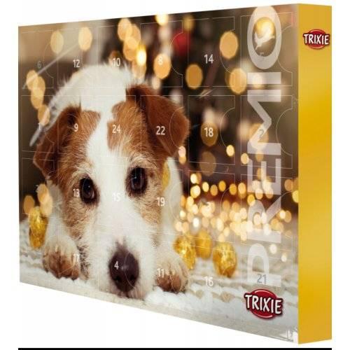 Calendrier Confirmation Canine 2021 Calendrier de l'Avent Premio pour chien 2020 pour chien   Trixie