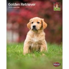 Calendrier Golden Retriever 2019