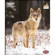 Calendrier Loup 2021