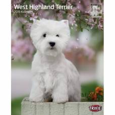 Calendrier West Highland Terrier 2019