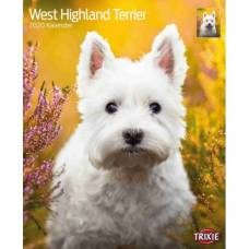 Calendrier West Highland Terrier 2020