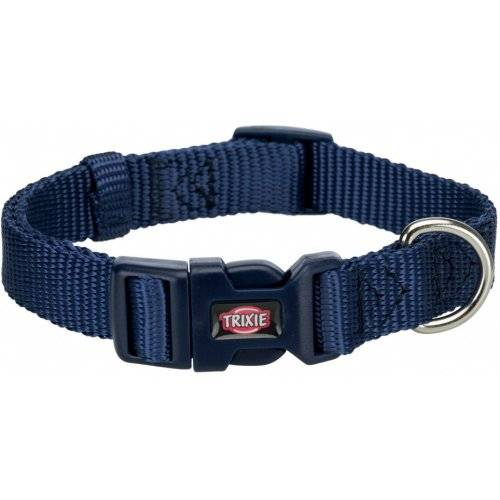 bien connu énorme inventaire offre Collier chien Premium bleu indigo