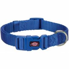 Collier chien Premium bleu royal