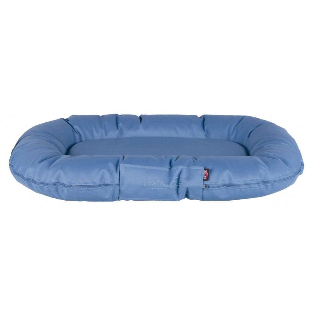 coussin samoa sky classique bleu ciel pour chien trixie auberdog. Black Bedroom Furniture Sets. Home Design Ideas