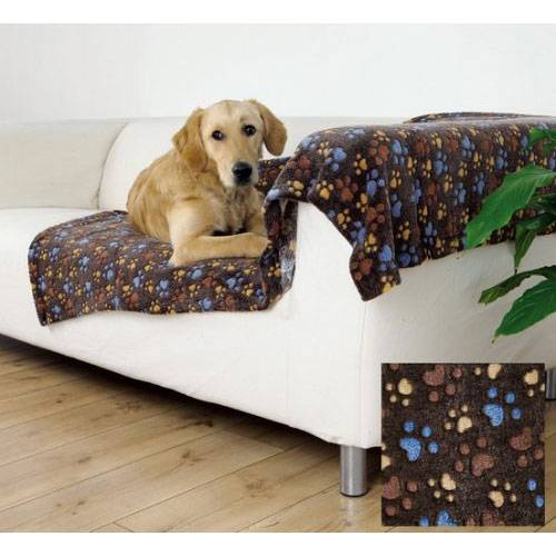 couverture laslo chocolat pour chien trixie auberdog. Black Bedroom Furniture Sets. Home Design Ideas