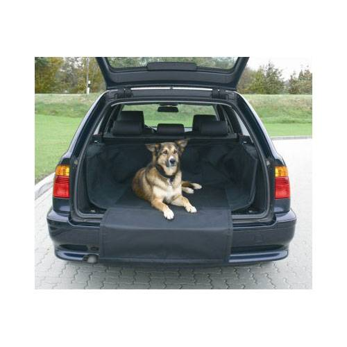 couverture protection coffre de voiture pour chien trixie auberdog. Black Bedroom Furniture Sets. Home Design Ideas