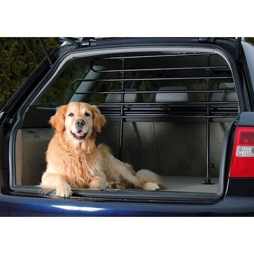 Grille de s paration 6 barres pour chien trixie auberdog - Grille de separation pour chien ...