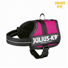 Harnais Power Julius-K9 Baby Mini FUSHIA