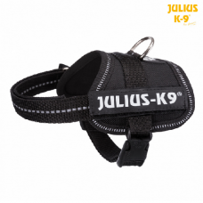 Harnais Power Julius-K9 Baby Mini NOIR