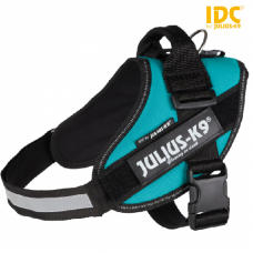 Harnais Power Julius-K9® IDC® BLEU PETROLE