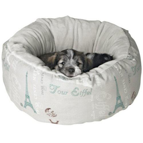 panier paris rond pour chien trixie auberdog. Black Bedroom Furniture Sets. Home Design Ideas