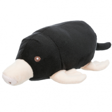 Peluche sonore Taupe pour chien