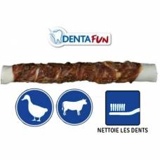 Rouleaux à mâcher canard Chewing Rolls Denta Fun
