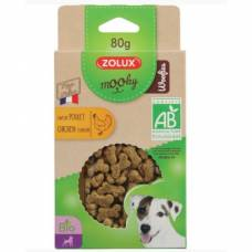 Friandises Bio Mooky Woofies poulet