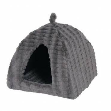 Igloo Kina gris pour chat - Zolux